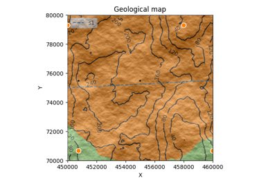 1.3c: Adding topography to geological models